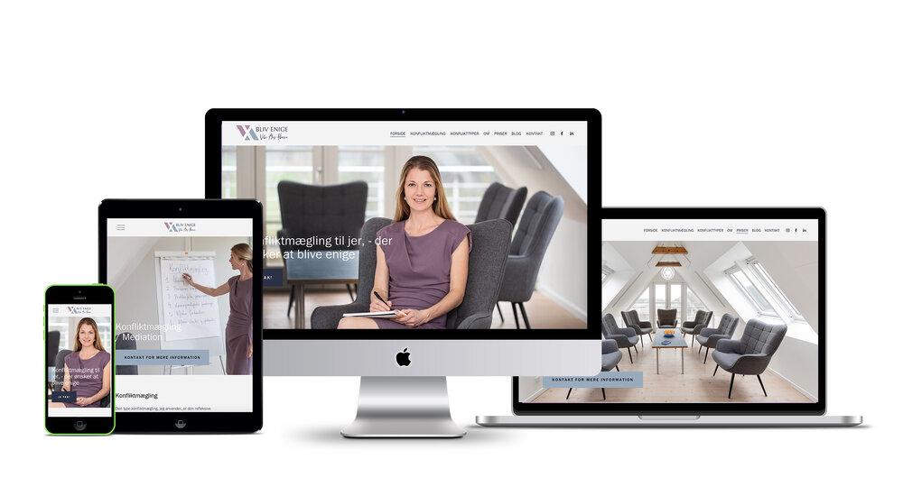 eksempel-på-responsivt-webdesign-for-bliv-enige-vist-computer-ipad-og-mobiltelefon