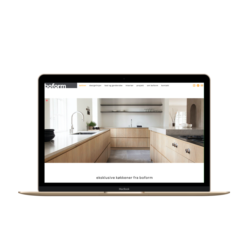 designcoach-eksempel på webdesig-for-boform