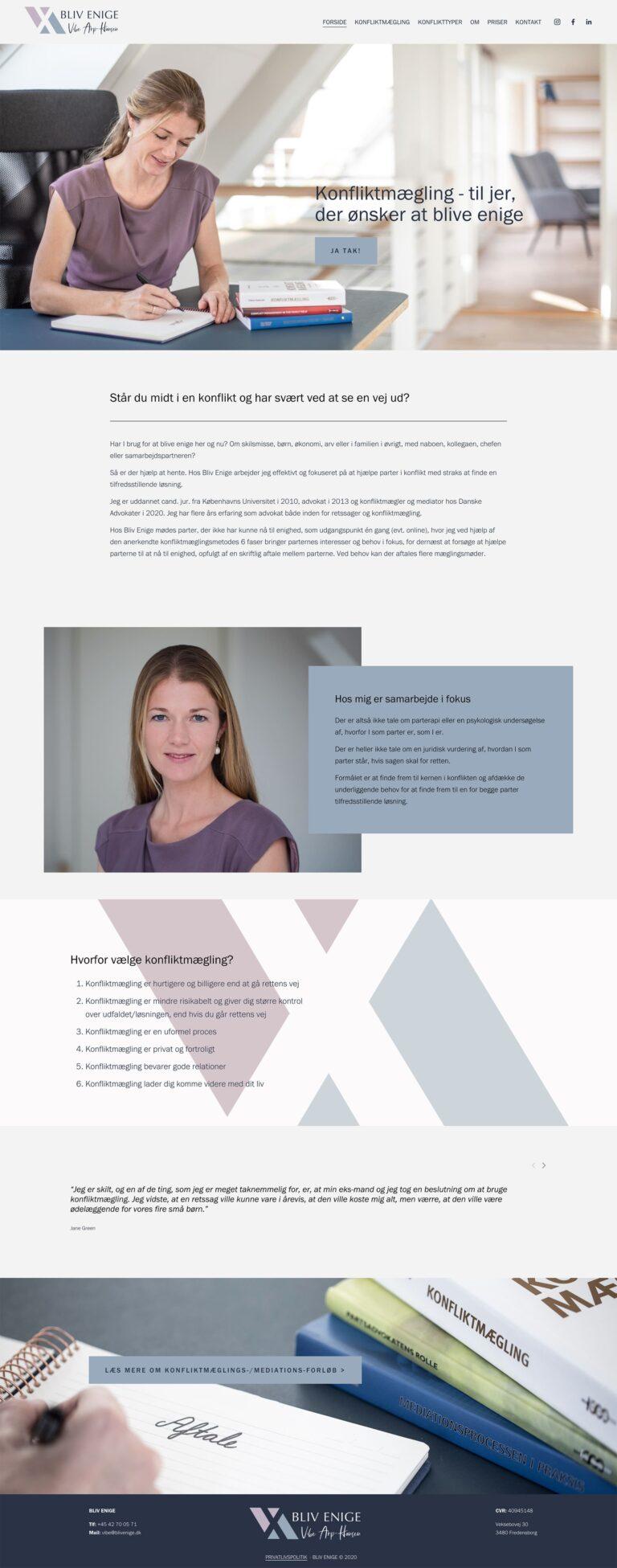 designcoach-webdesign-for-bliv-enige-vist-med-screencapture-af-forside